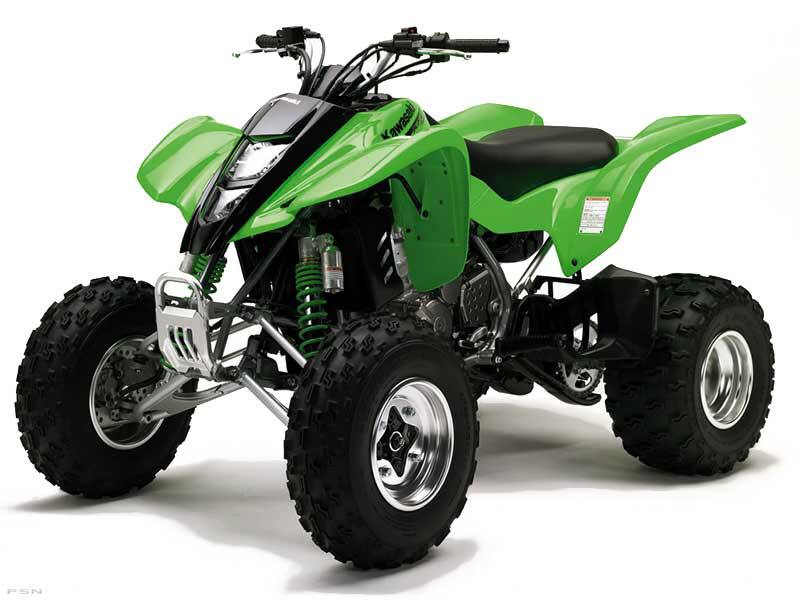 2005 Kawasaki KFX® 400 in Sacramento, California