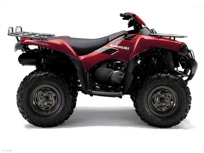 2005 Kawasaki Brute Force™ 750 4x4i in Thomaston, Connecticut - Photo 1