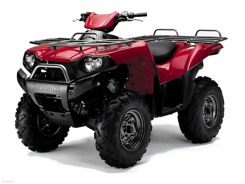 2005 Kawasaki Brute Force™ 750 4x4i in Thomaston, Connecticut - Photo 2
