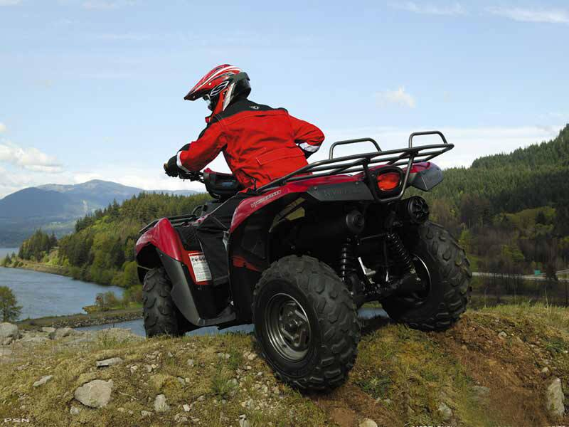 2005 Kawasaki Brute Force™ 750 4x4i in Thomaston, Connecticut - Photo 3