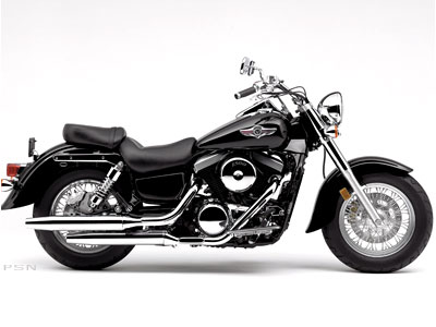 2005 Kawasaki Vulcan® 1500 Classic in Monroe, Michigan