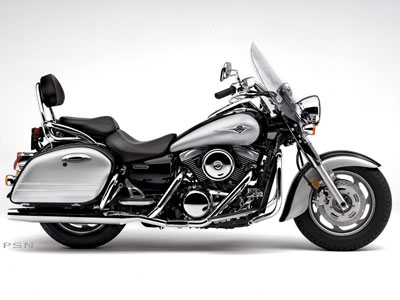 2005 Kawasaki Vulcan® 1600 Nomad™ in Rapid City, South Dakota - Photo 15