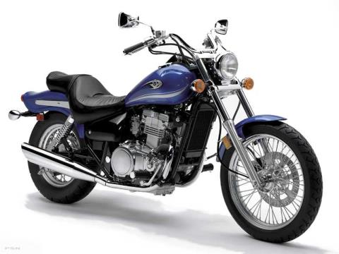 2005 Kawasaki Vulcan™ 500 LTD in Asheville, North Carolina