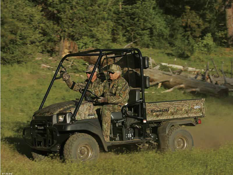 2005 Kawasaki MULE™ 3010 Camo in Harrison, Arkansas - Photo 3