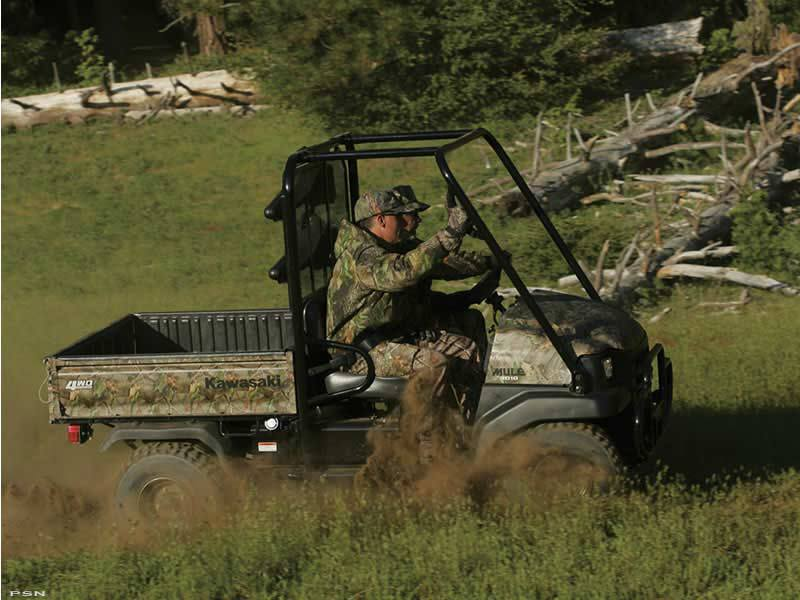 2005 Kawasaki MULE™ 3010 Camo in Harrison, Arkansas - Photo 2