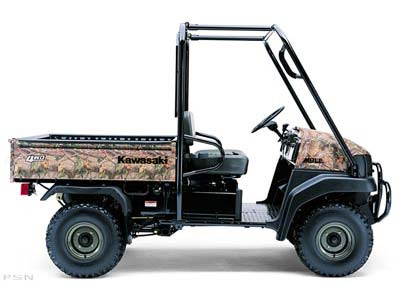 2005 Kawasaki MULE™ 3010 Camo in Harrison, Arkansas - Photo 1