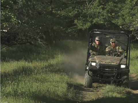 2005 Kawasaki MULE™ 3010 Camo in Harrison, Arkansas - Photo 4