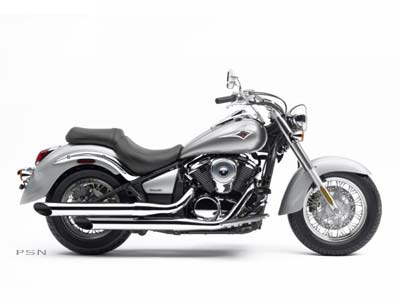 2006 Kawasaki Vulcan® 900 Classic in Fredericksburg, Virginia - Photo 1