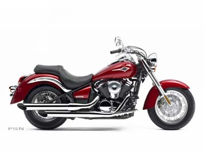 2006 Kawasaki Vulcan® 900 Classic in Jamestown, New York