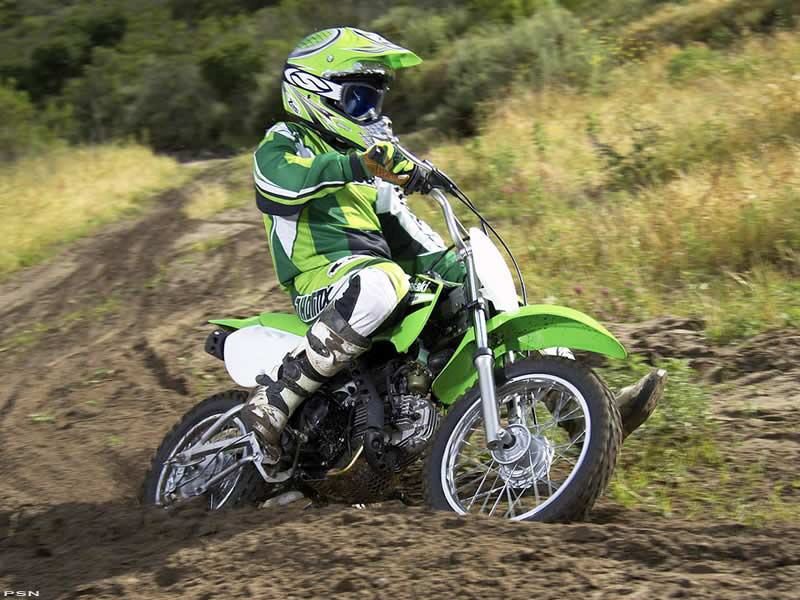 Used 2006 Kawasaki KLX™110 Motorcycles in Eden Prairie, MN | Stock ...