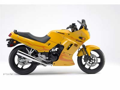 2006 Kawasaki Ninja® 250R in Port Washington, Wisconsin