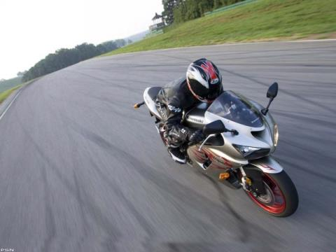 2006 Kawasaki Ninja® ZX-6R in Hayes, Virginia