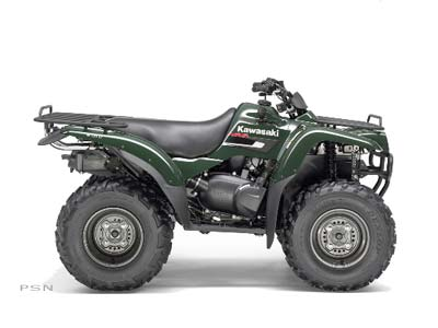 2007 Kawasaki Prairie® 360 4x4 in South Haven, Michigan