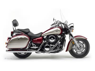 2007 Kawasaki Vulcan® 1600 Nomad™ in Cleveland, Ohio - Photo 1