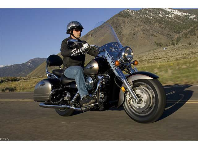 2007 Kawasaki Vulcan® 1600 Nomad™ in Auburn, Washington - Photo 13