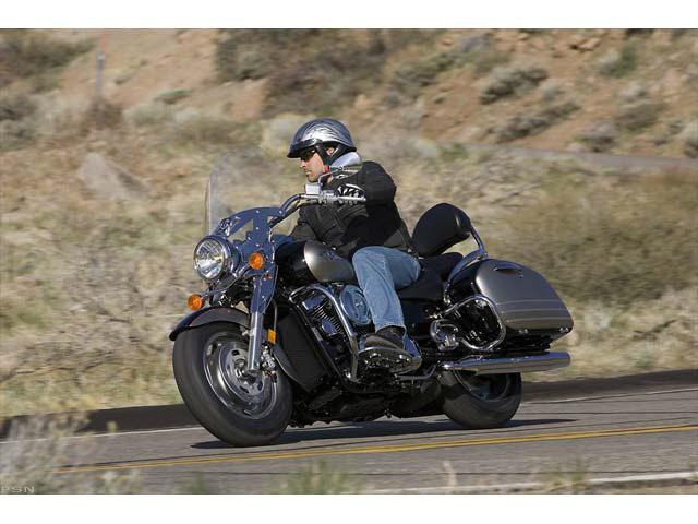 2007 Kawasaki Vulcan® 1600 Nomad™ in Auburn, Washington - Photo 14