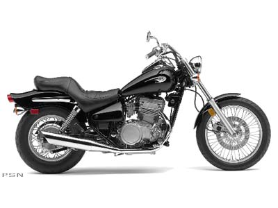 2007 Kawasaki Vulcan® 500 LTD in Harriman, Tennessee