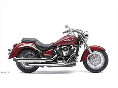 2007 Kawasaki Vulcan® 900 Classic in Davenport, Iowa - Photo 4