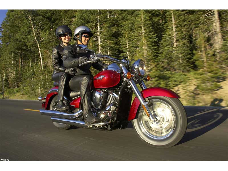 2007 Kawasaki Vulcan® 900 Classic in Davenport, Iowa - Photo 7