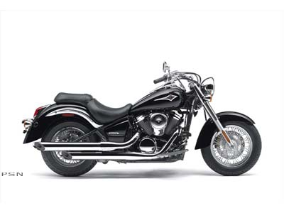 2007 Kawasaki Vulcan® 900 Classic in Marietta, Ohio - Photo 1