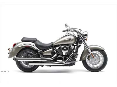 2007 Kawasaki Vulcan® 900 Classic in Scottsdale, Arizona - Photo 1