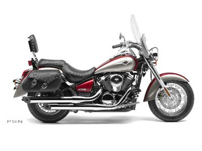 2007 Kawasaki Vulcan® 900 Classic LT in Laurel, Maryland