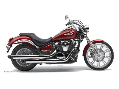 2007 Kawasaki Vulcan® 900 Custom in Crystal Lake, Illinois