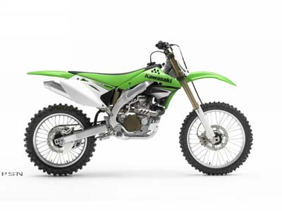 2007 KX 450F