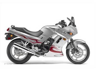 2007 Kawasaki Ninja® 250R in Elyria, Ohio
