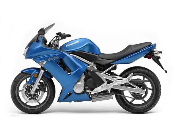 2007 Kawasaki Ninja® 650R in Houston, Texas