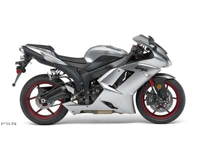 2007 Kawasaki Ninja® ZX™-6R in Sanford, North Carolina