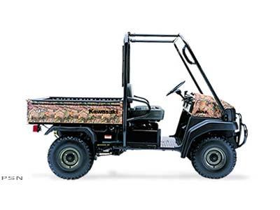 2007 Mule 3010 4x4 Camo
