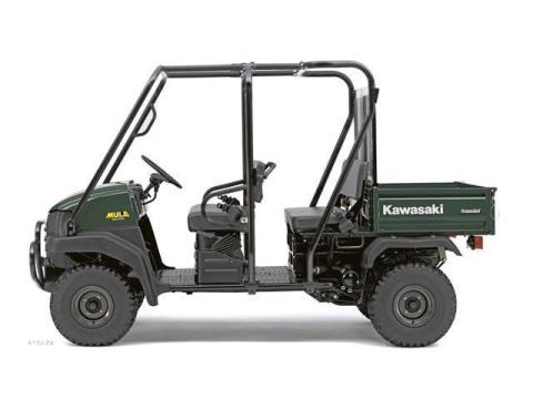 2007 Kawasaki Mule™ 3010 Trans4x4™ in Hillman, Michigan - Photo 2
