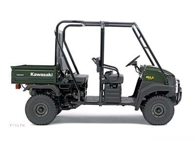 2007 Kawasaki Mule™ 3010 Trans4x4™ in Hillman, Michigan - Photo 1