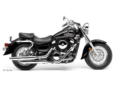 2008 Kawasaki Vulcan® 1500 Classic in Jamestown, New York