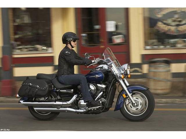 2008 Kawasaki Vulcan® 1600 Classic in Oak Creek, Wisconsin
