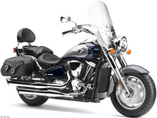2008 Kawasaki Vulcan® 2000 Classic LT in Ebensburg, Pennsylvania - Photo 5