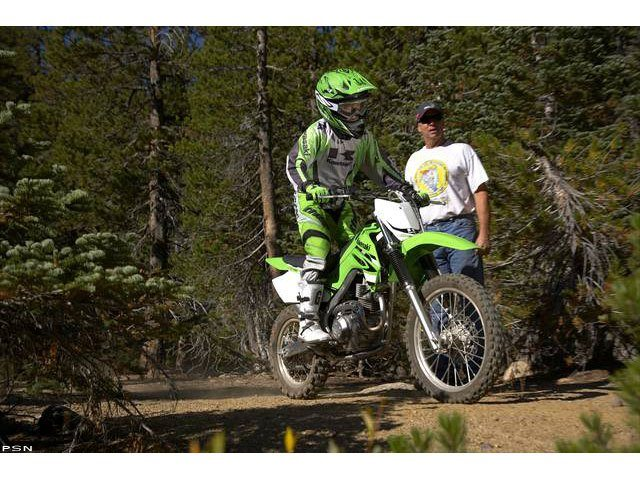2008 Kawasaki KLX™140 in Safford, Arizona - Photo 2