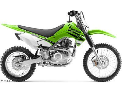 2008 Kawasaki KLX™140 in Safford, Arizona - Photo 1