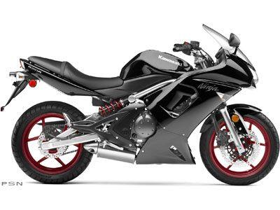 2008 Kawasaki Ninja 650r In Oakdale New York