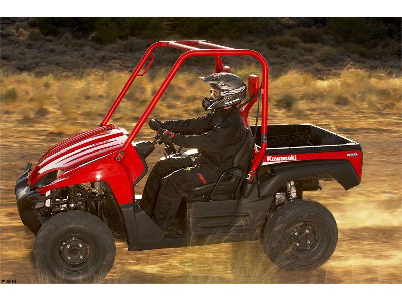2008 Kawasaki Teryx 750 4x4 2