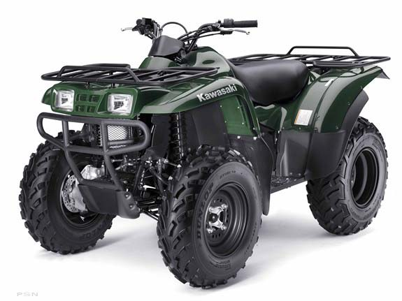 2009 Kawasaki Prairie® 360 in Thomaston, Connecticut - Photo 3