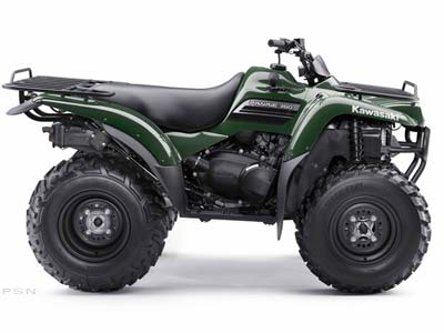 2009 Kawasaki Prairie® 360 in Thomaston, Connecticut - Photo 1