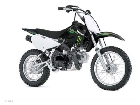 2009 Kawasaki KLX™110 Monster Energy® in Laurel, Maryland