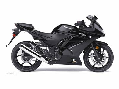 2009 Kawasaki Ninja® 250R in Arlington Heights, Illinois