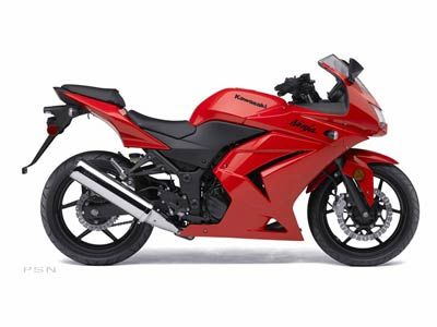 2009 Kawasaki Ninja® 250R in Laurel, Maryland