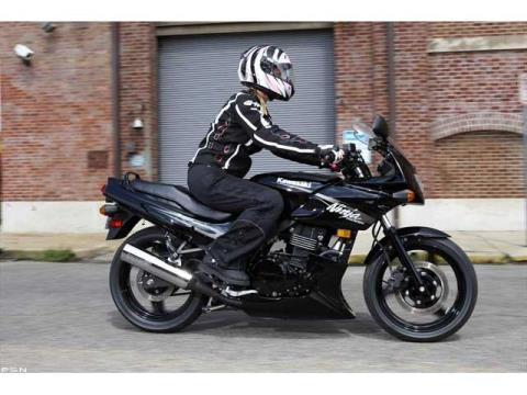 2009 Kawasaki Ninja® 500R in Dayton, Ohio - Photo 8