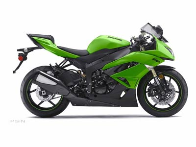 2009 Kawasaki Ninja® ZX™-6R in Escanaba, Michigan - Photo 10
