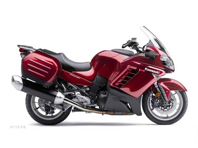 2009 Kawasaki Concours™ 14 ABS in Orange, California