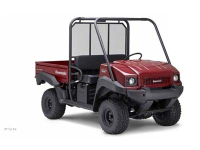 2009 Kawasaki Mule™ 4010 4x4 in Harrisburg, Illinois